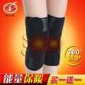 Kneepad Брекеты Поддержка Высокое качество самонагревания колено старые холодные ноги теплые гетры для мужчин и женщин с ревматоидным артрит