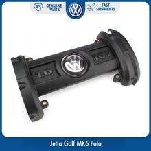 OEM пластиковая крышка двигателя TSI 03C 103 925 A подходит для Volkswagen VW Jetta Golf MK6 Polo 2006 2007 2008 2009 2010 03C103925A