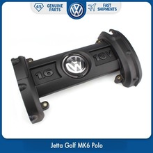 OEM Plastic TSI Engine Cover 03C 103 925 A fit for VW Jetta Golf MK6 Volkswagen for the vw golf 7 touran l passat b8l jetta octavia engine cover ea211 engine cover bracket screws 04e 103 925 h 04e 103 932 d