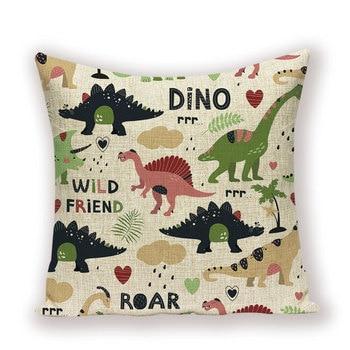 Dinosaur Cushion Cover  1