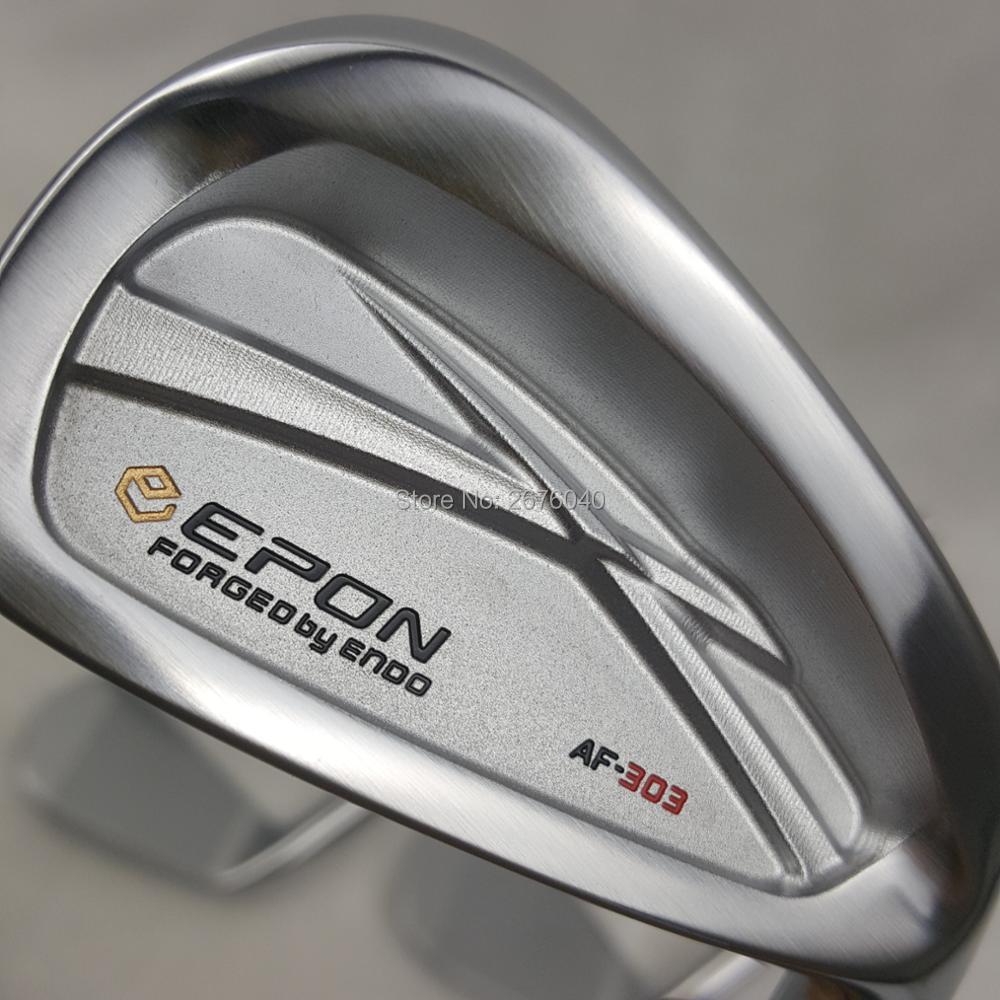 Golf clubs de golf fers forgés AF-303 Endo limitée édition golf club set golf club tête 7 pièce