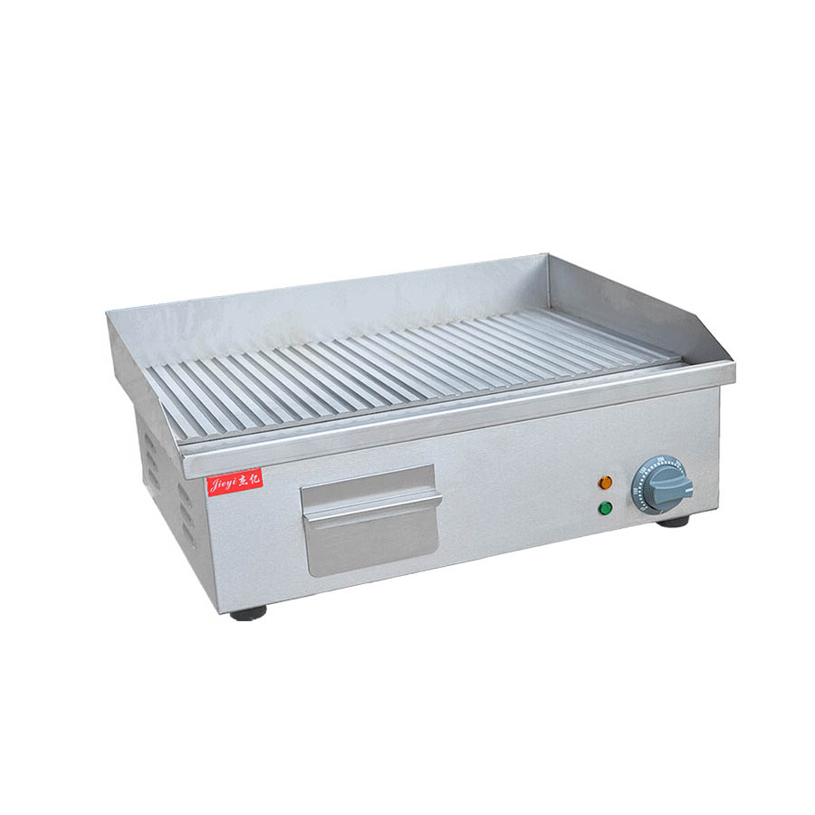 Stainless steel electric griddle electric bbq griddle-in Electric ...