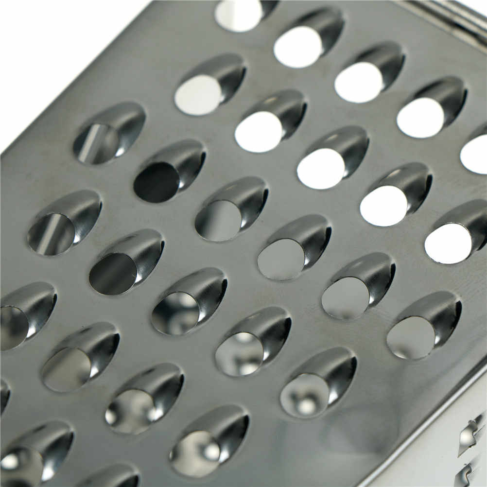 ... 1Set 4 Sided Blades Cheese Container Kitchenware Stainless Steel  Vegetables Grater Carrot Cucumber Slicer Cutter Box ...
