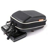 Étui pour appareil photo Pour Canon Powershot G7X G9X Mark II 2 SX720 SX620 SX610 HS SX600 EST S120 S100 S90 A4000 Numérique Caméra étui rigide