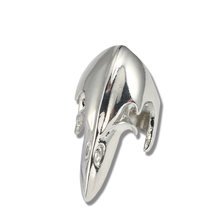 Мужское кольцо в стиле панк с животным мужское ювелирное изделие