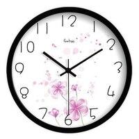 Vintage Digital Wall Clock Modern Design Wandklok Klok Klokken Clock Women Home Decor Big Clock Wall Mute Watch 2016 DDN441