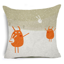 High Quality New Animal Cushion Covers – Polyester