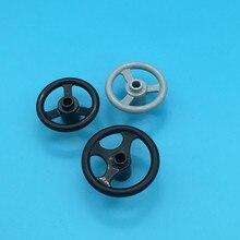 20Pcs/Lot TECHNIC PARTS Technic Steering Wheel Small (3 Studs Diameter) Bricks Toys Building Blocks DIY Cars Assemble Particles