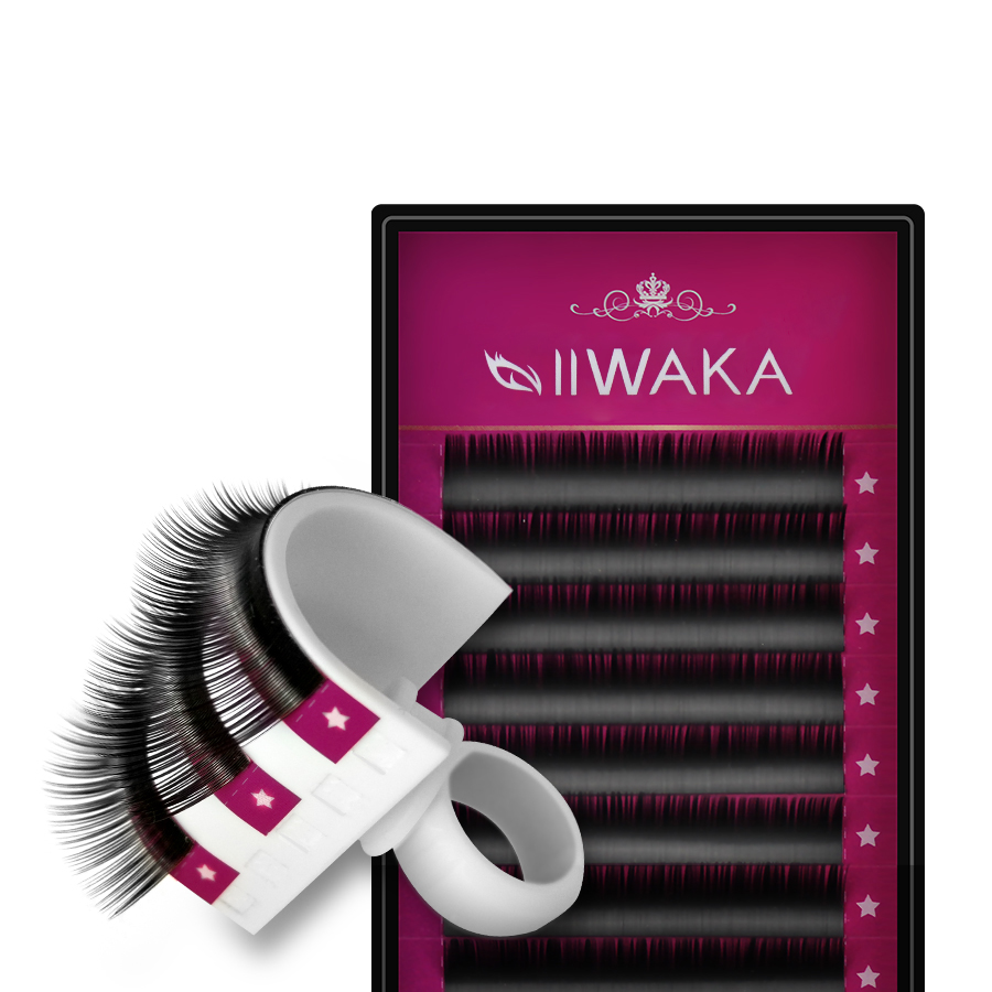 Lashes False Mink Eyelashe High Quality Korea Pro Individual Eye Lashes J/B/C/D Curl False Eyelash Extension Free Shipping