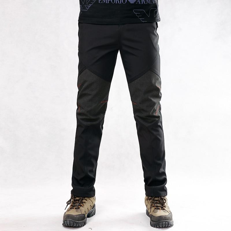 Hommes Charge Pantalon Style Saisir Sweat Pantalon Chaud Coupe-Vent - Vêtements pour hommes - Photo 3