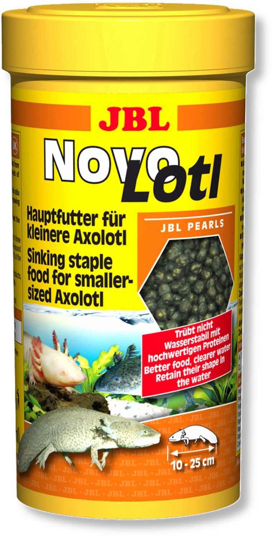JBL Axolotl Sinking food pearls tropical fish food aquarium small fish feed