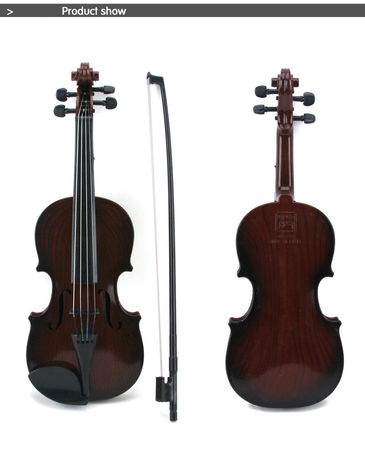 Children's Simulated Violin Toys  Music Toys  Musical Instruments  Toy Violin   Very Interesting  Simulation