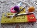 Envío gratis 1 lote = 10 unids Ni Lai Nilai meisho por mayor auténtico 1818 tire de la ceja del maquillaje estudio profesional recomendado