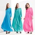 2015 vestido abaya Muçulmano para as mulheres Islâmicas vestidos de dubai vestuário Islâmico Muçulmano kaftan Vestido abaya hijab jilbab turco 304