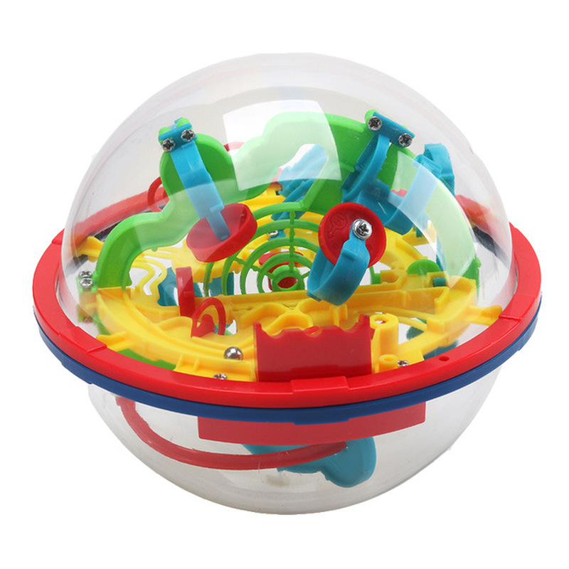 3D Labyrinth Magic Rolling Globe Ball Marble Puzzle Cubes Brain Teaser Game Sphere Maze Learning Educational Toys For Children3D Labyrinth Magic Rolling Globe Ball Marble Puzzle Cubes Brain Teaser Game Sphere Maze Learning Educational Toys For Children
