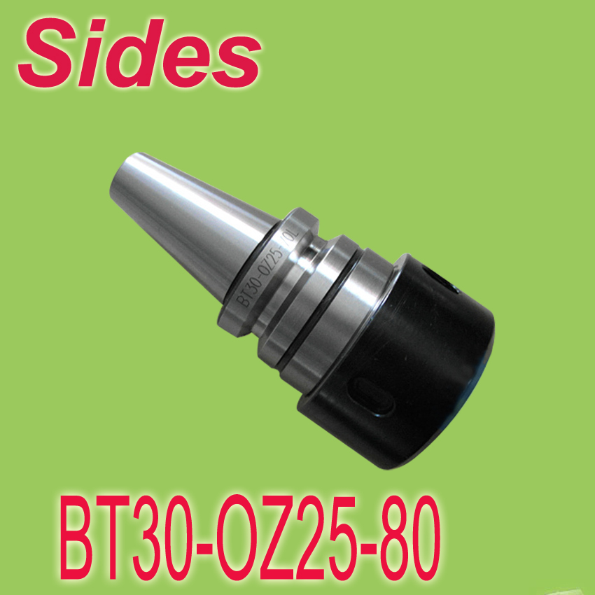 ФОТО Free Shipping  BT30 OZ25 80mmL Collet Chuck Milling Toolholder Use OZ25 Collet Clapming  3~25mm tools