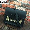KZNI дизайнерские сумки высокого качества дамы сумки crossbody сумки для женщин bolsas femininas bolsas де marcas famosas L010338