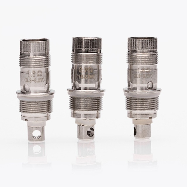 Volcanee 5pcs/lot Vaper Coil for nautilus 2/aio/mini Stainless steel Atomizer Electronic Cigarettes Evaporators Core 5