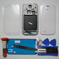 S4 Full Housing Cover for Samsung Galaxy S IV i9505 Front LCD Bezel & Middle Frame & Rear Case & Screen Glass & tools & UV glue