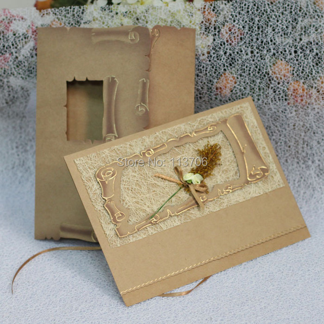pretty design unveiling of tombstone invitation cards with high quality