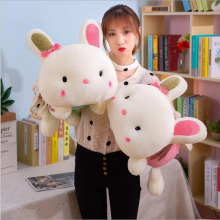 New Style Lovely Rabbit Plush Toys Stuffed Animal Doll Toy Pillow Children Girls Birthday Gift