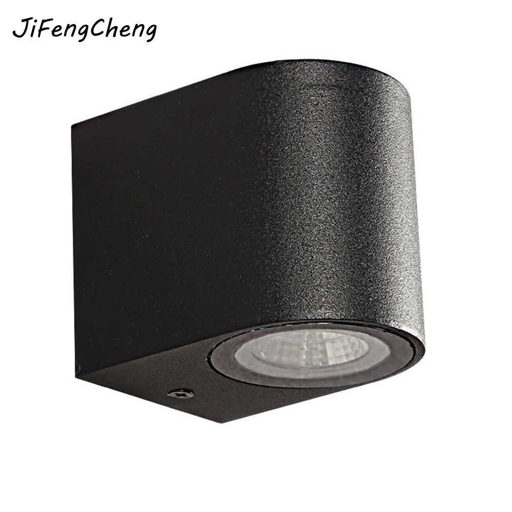 JIFENGCHENG Al aire libre a prueba de agua Simple Lámpara de pared - Iluminación interior - foto 4