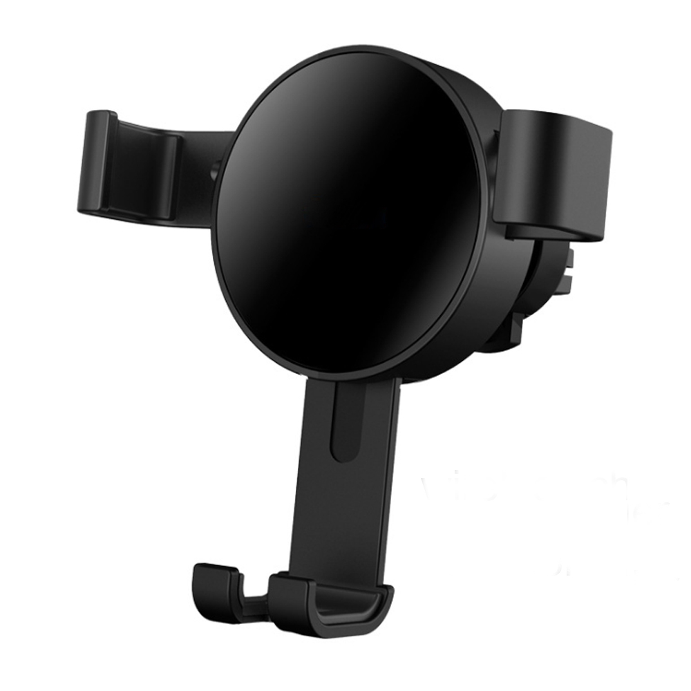 Fast Wireless QI Car Charger Air Vent Car Mount Holder Cradle For Qi Enabled Mobile Phone baseus car air vent mount phone holder for phones under 5 5inch black