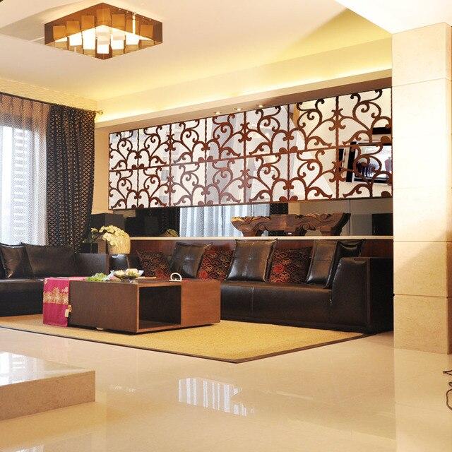 2018 Diy 3d Home Decoration Akrylowa Lustro Naklejki ścienne