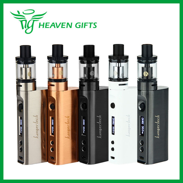 Original Kangertech Subox Mini-C Starter Kit 50W Max with Protank 5 Atomizer KBOX Mini-C Mod Compatible with SSOCC coil