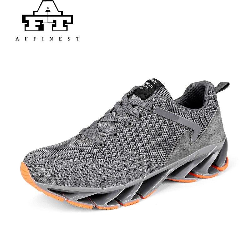 AFFINEST chaussures en cuir occasionnels Homme Boats Shoes VSuz7rwQRN