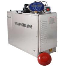 Океанский генератор пара 18kw нержавеющая сталь коммерческий отпариватель генератор