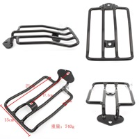 Motorbike Luggage Rack Support Shelf Frame Mount for Harley XL883/1200 X48 High Quality Car Styling Accessiores