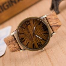 Fashion Wooden Relojes Relogio Masculino saat Quartz Men Watches Casual Wooden Color Leather Strap Watch Wood Male Wristwatch relogio masculino wood watches couro wooden watch quartz men s wristwatch wood watches for men fashionable casual