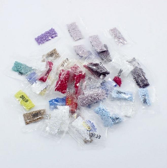 5d Diy Crystal Pintura Diamante Mosaico Bordado Completo Pintura - Artes, artesanía y costura - foto 3