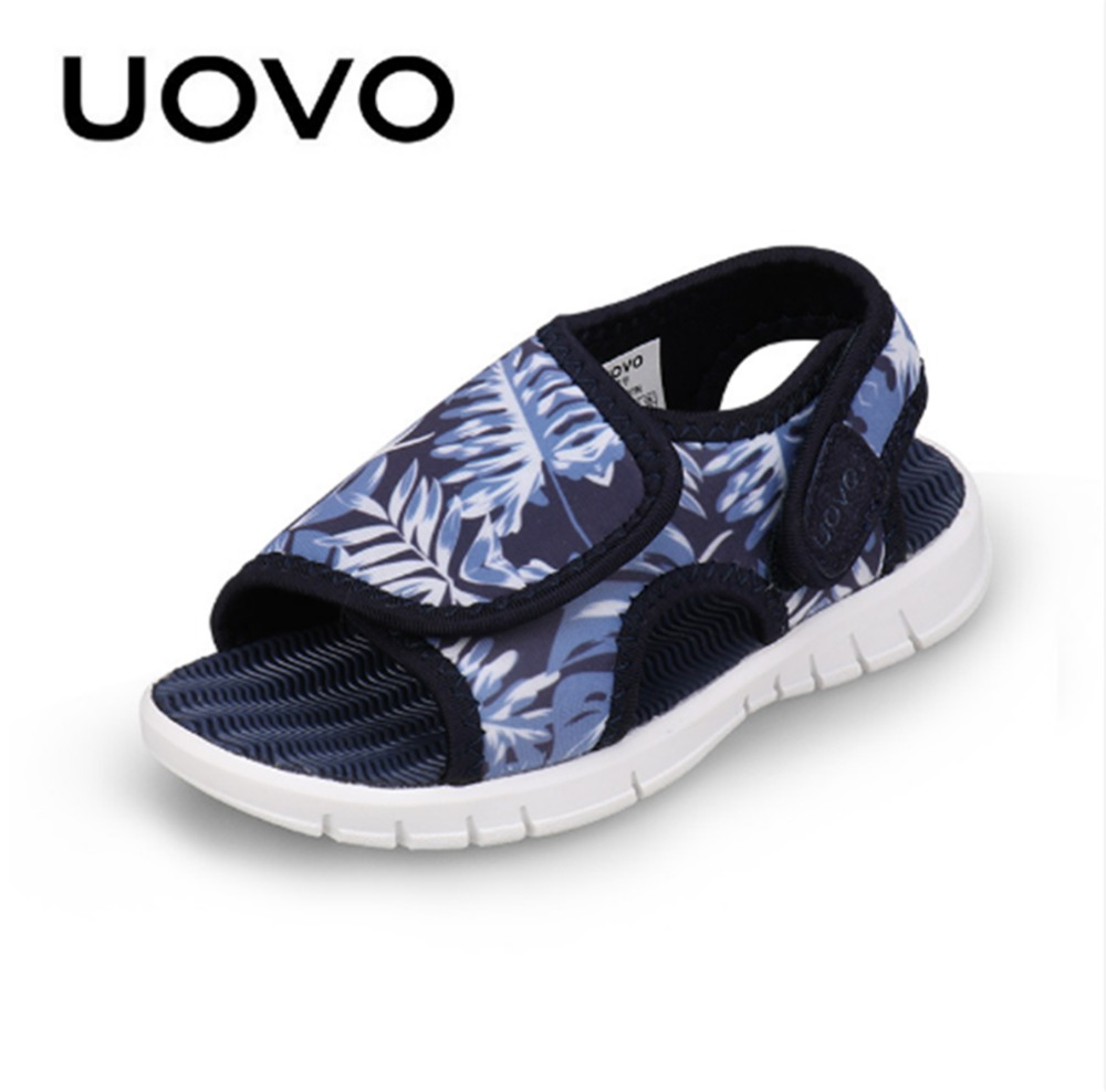UOVO Baby Toddler Shoes Summer New Kids Sandals For Girls And Boys Children Beach Shoes Baby Magic Stick Open-toed Shoes.UOVO Baby Toddler Shoes Summer New Kids Sandals For Girls And Boys Children Beach Shoes Baby Magic Stick Open-toed Shoes.