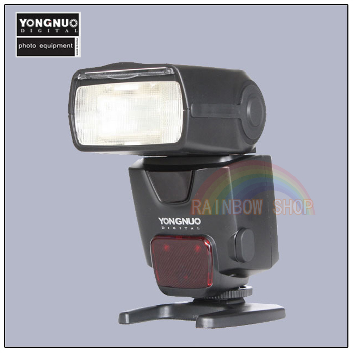 YONGNUO YN510EX YN-510EX Off Camera TTL Slave Flash Speedlite Flashgun for Canon Nikon DSLR Cameras spash sl 685c gn60 wireless master slave flash light ttl speedlite for nikon lcd screen cameras flash adjustable fill light