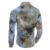 Camisa para hombre 2017 de La Moda Camisas de Manga Larga de Impresión Personalizada Camisetas Nueva Marca Chemise Homme Hombres Delgada Masculina Camisa XXL