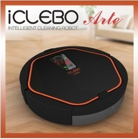 Straight hair ycr-m05-10 iclebo smart robot vacuum cleaner