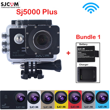 Extra Battery and Charger , Original SJCAM SJ5000 Plus Mini WiFi Action HD Camera 30M Waterproof Sports Sj 5000 Plus Cam DVR