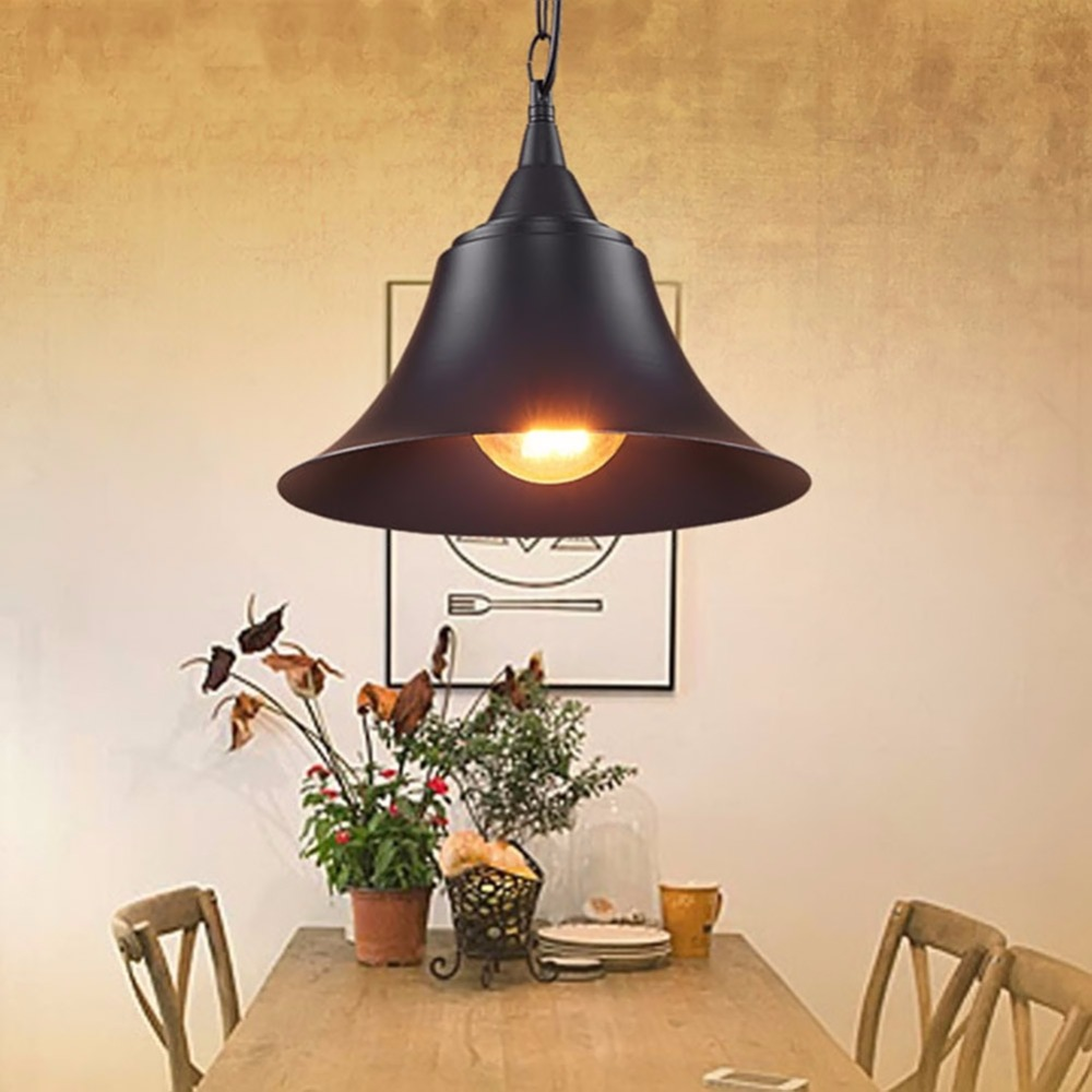 Creative E27 Lamp Base Iron Chandelier Vintage American Country Modern Minimalist Personality Art Industrial Wind Cap Lamp the postmodern chandelier of the scandinavia minimalist american led lamp house creative personality chandelier fg297