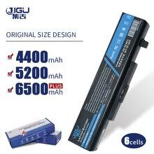 JIGU Batería de 6 celdas para portátil, para LENOVO G580, Z380, Z380AM, Y480, G480, V480, Y580, G580AM, L11S6Y01, L11L6Y01