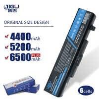 JIGU Nouveau 6 Cellules batterie d'ordinateur portable POUR LENOVO G580 Z380 Z380AM Y480 G480 V480 Y580 G580AM L11S6Y01 L11L6Y01