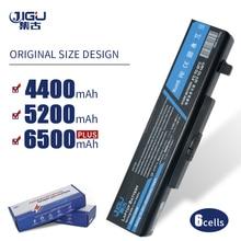 JIGU nowy 6 komórki akumulator do laptopa do LENOVO G580 Z380 Z380AM Y480 G480 V480 Y580 G580AM L11S6Y01 L11L6Y01