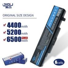 JIGU New 6 Cells Laptop Battery FOR LENOVO G580 Z380 Z380AM Y480 G480 V480 Y580 G580AM L11S6Y01 L11L6Y01