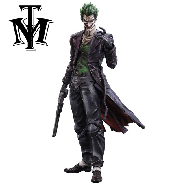 Anime película Arkham orígenes Joker acción figura harley Quinn ...