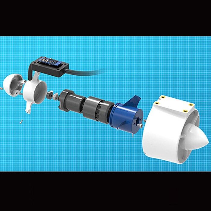 Openrov hélice sous-marine étanche Moto assemblage de puissance intégré 30A inverseur positif régulateur de vitesse électronique ESC ROV