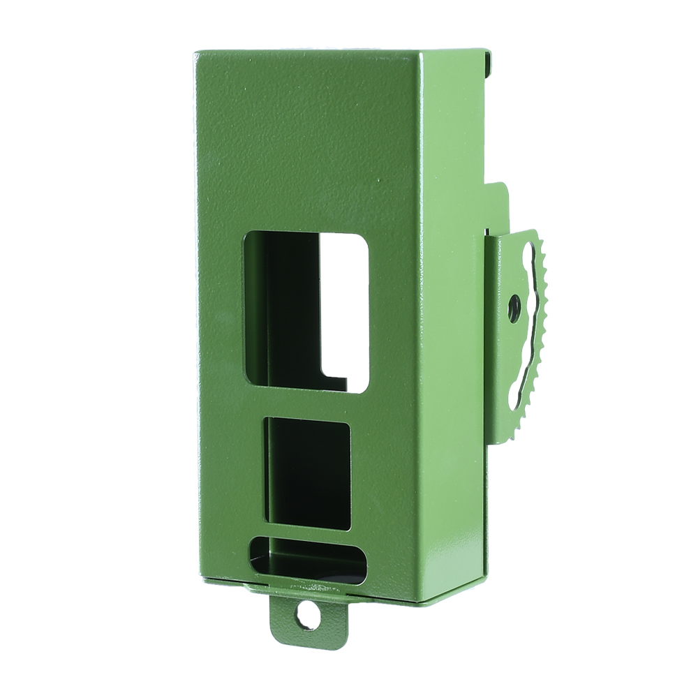 Hunting Camera Lock Box Security Protection Metal Case for MMS Trail camera <font><b>HC</b></font>-<font><b>700G</b></font> <font><b>HC</b></font>-700M image