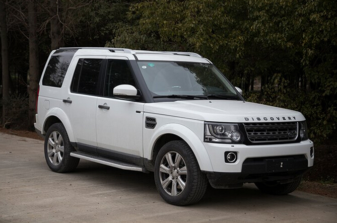 High Quality Black Color Aluminium Alloy Roof Rack Rail For Land Rover LR4  Discovery 4 2010 2011 2012 2013 2014 2015 2016 2017 In Roof Racks U0026 Boxes  From ...
