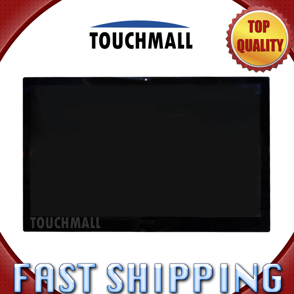 For Acer Aspire V5-522P V5-531P V5-571P V5-57 Replacement LCD Display Touch Screen Digitizer Assembly 15.6-inch Black For Laptop