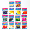 1100 PCS   Bag Soft Crystal Paintball Water Absorption Beads Hydrogel Shooting Water Bullet Toy Gun Accessories Boy Toy Kid Gift flash sale